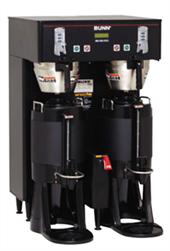 Intelligent kaffeautomat med stor kapacitet - double brew