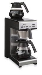 Kaffemaskine velegnet til små kontorer og tekøkkener