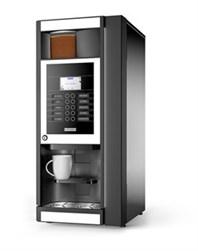 Moderne kaffeautomat til hele bønner