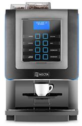 Espressomaskine til ca. 50 kopper pr. dag