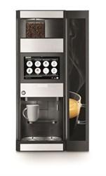 Moderne helbønne kaffemaskine til kontor og hotel