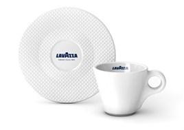 Lavazza Espresso kop og underkop, Premium