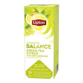 Green Tea Citrus 6 pk x 25 stk