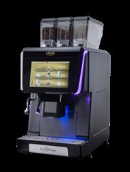 Espressoløsning til kontoret - 250 kopper pr. dag