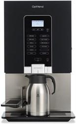 Instant kaffemaskine med stort drikkeudvalg