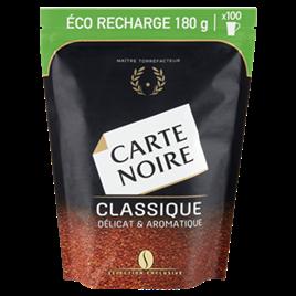 CARTE NOIRE INSTANT REFILL CLASS. 6X180G