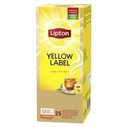 Yellow Label 6 pk x 25 stk