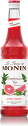 Monin pink grape sirup