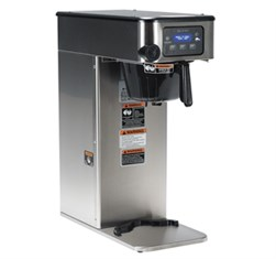 Intelligent kaffeautomat med stor kapacitet - single brew