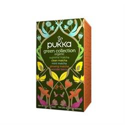 Pukka Green Collection te 4x20 breve
