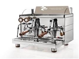 Unik 2 gr. espressomaskine til kapsler og bønner