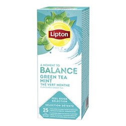 Green Tea Mint 6 pk x 25 stk