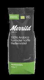 Merrild Økologisk/Bæredygtig 16x500g